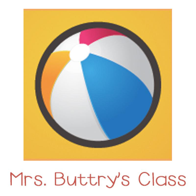 Beach Ball icon link for Buttry's class