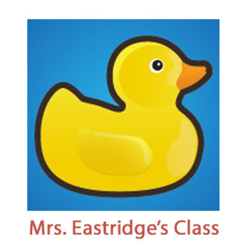 Rubber Duck - Mrs. Eastridge's Class link