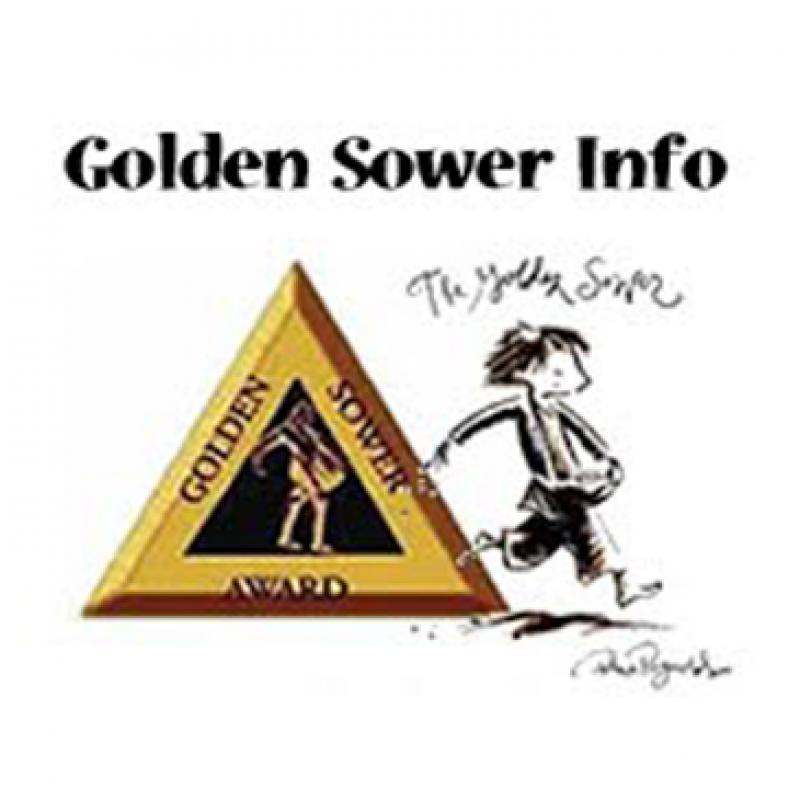 Golden Sower Info Nominee Triangle w/ sower character