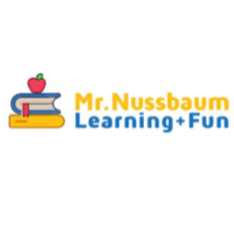 Mr. Nussbaum Learning and Fun Link